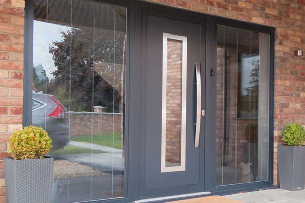 Replacement upvc front doors double glazed doors for Replacement upvc front door