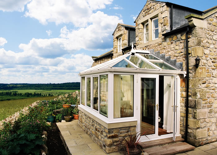 Conservatory costs
