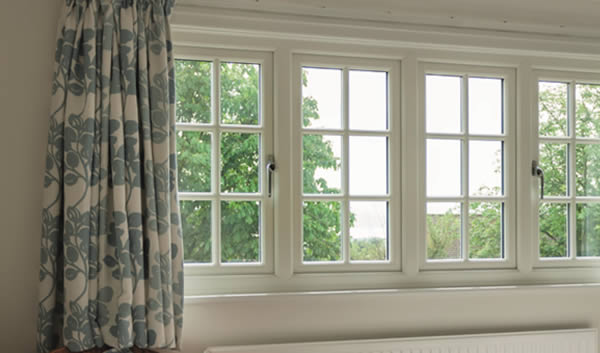 Secure Flush Sash Windows