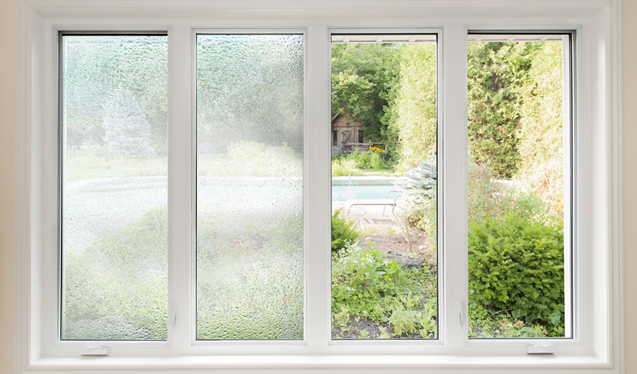 How to stop condensation on windows?