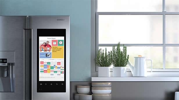 Samsung Home Hub
