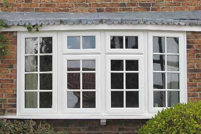 uPVC Bow & Bay Windows