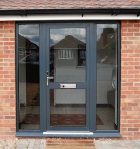 Looking for replacement front & back doors? Choose aluminium ... on