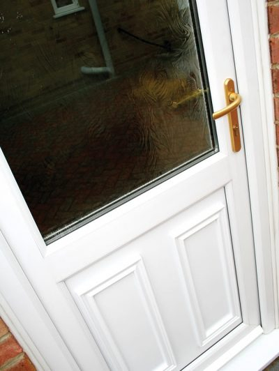 3 signs that your uPVC back door isn't secure enough