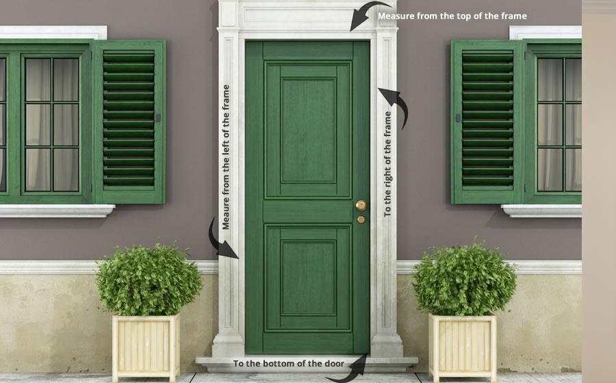 Measure Doors
