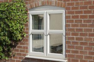 Decorative-horn-windows