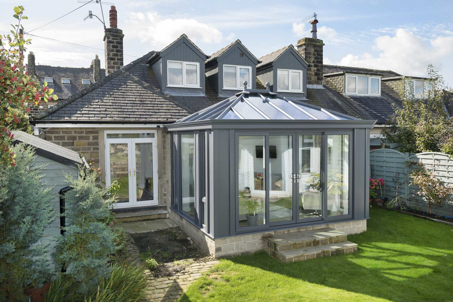 What Are Anthracite Grey Windows & Doors?