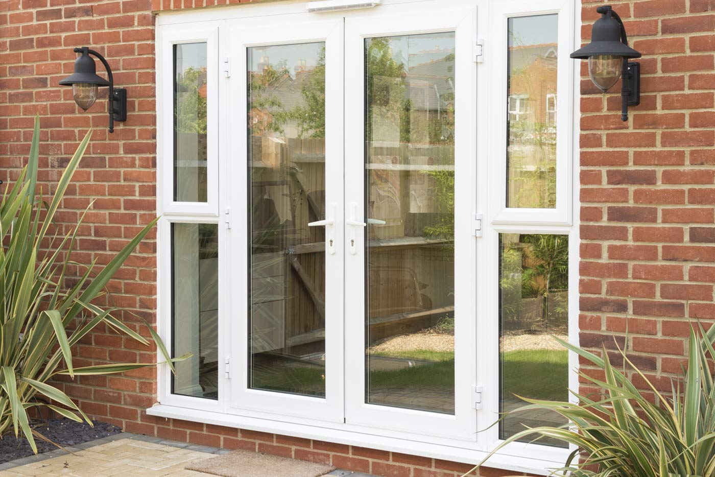 upvc front doors fitted harlow