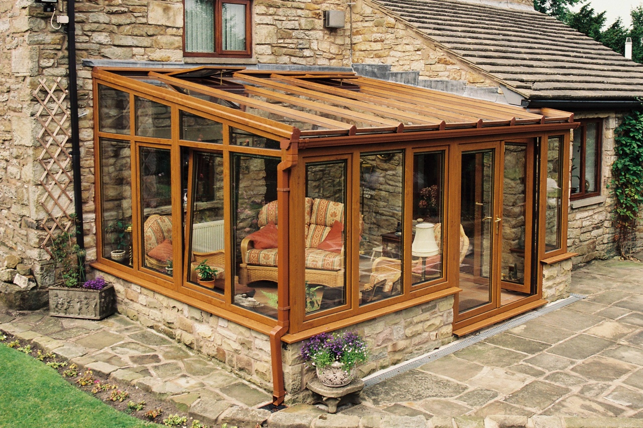 lean to conservatory dartford