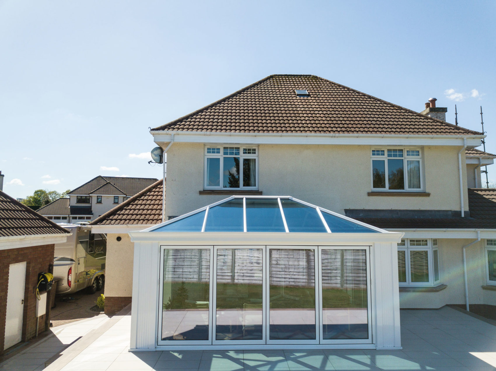 lean on conservatory sidcup