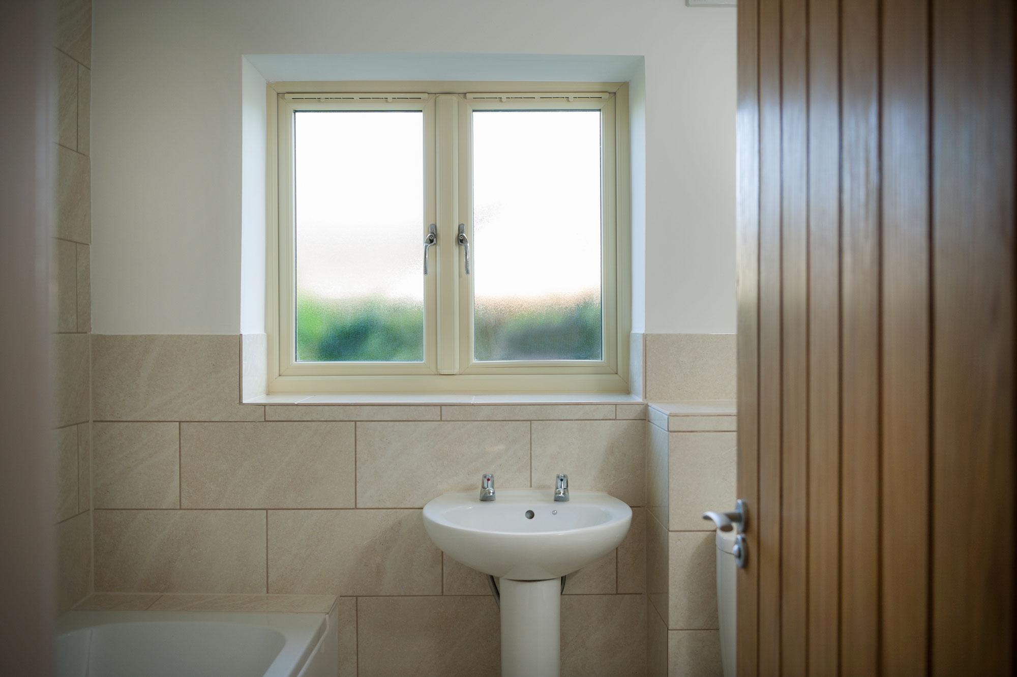 white woodgrain upvc windows waltham abbey