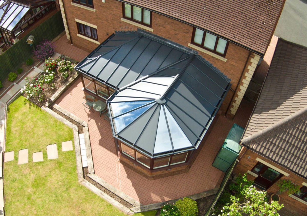 solid conservatory roof harlow