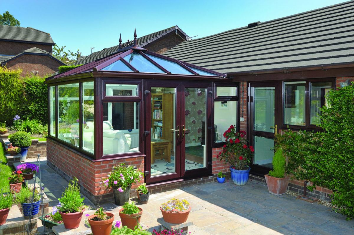 roofed conservatory harlow