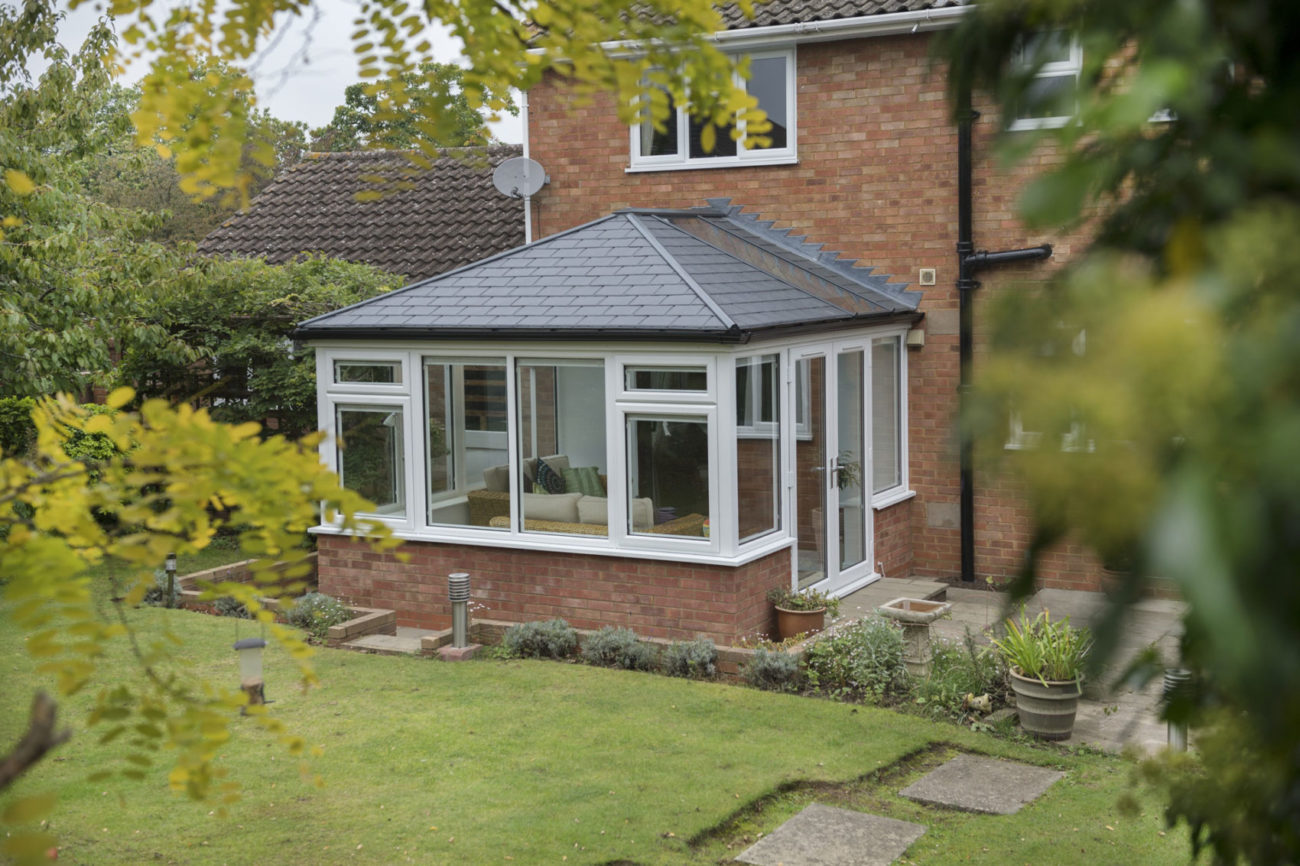 insulated conservatory roof harlow
