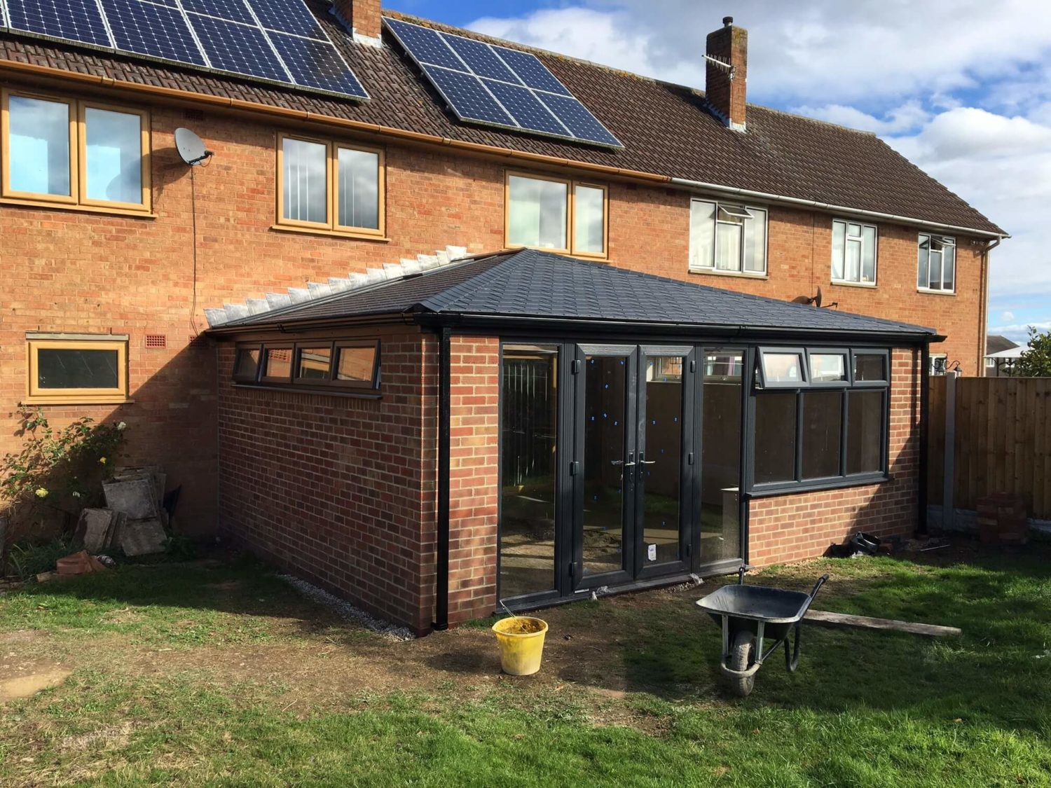 conservatory roof replacement cost harlow