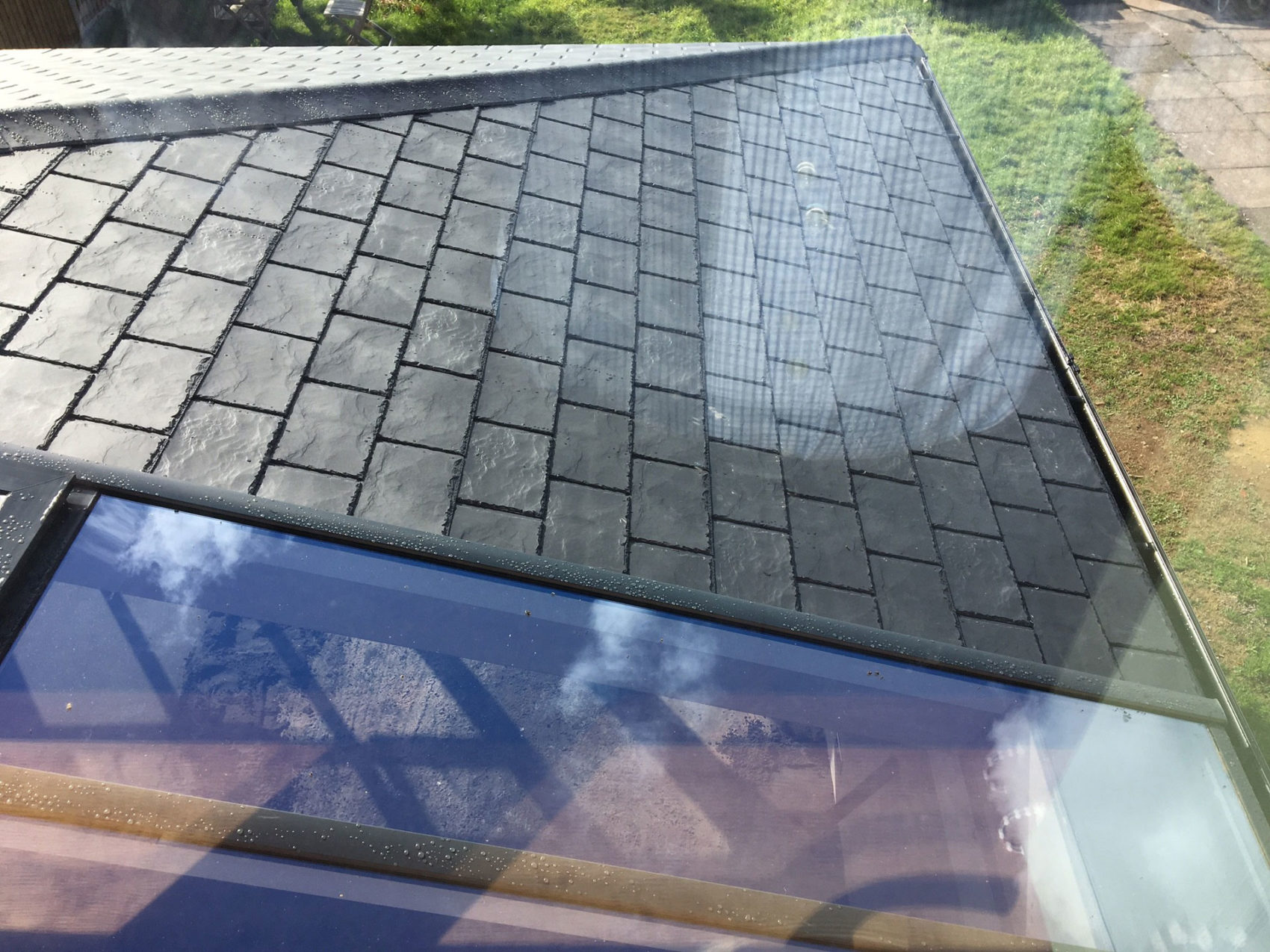 tiled conservatory roof harlow