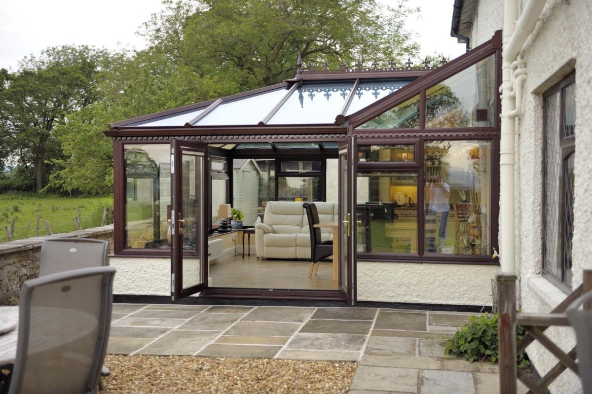 Double glazed conservatory epping forest