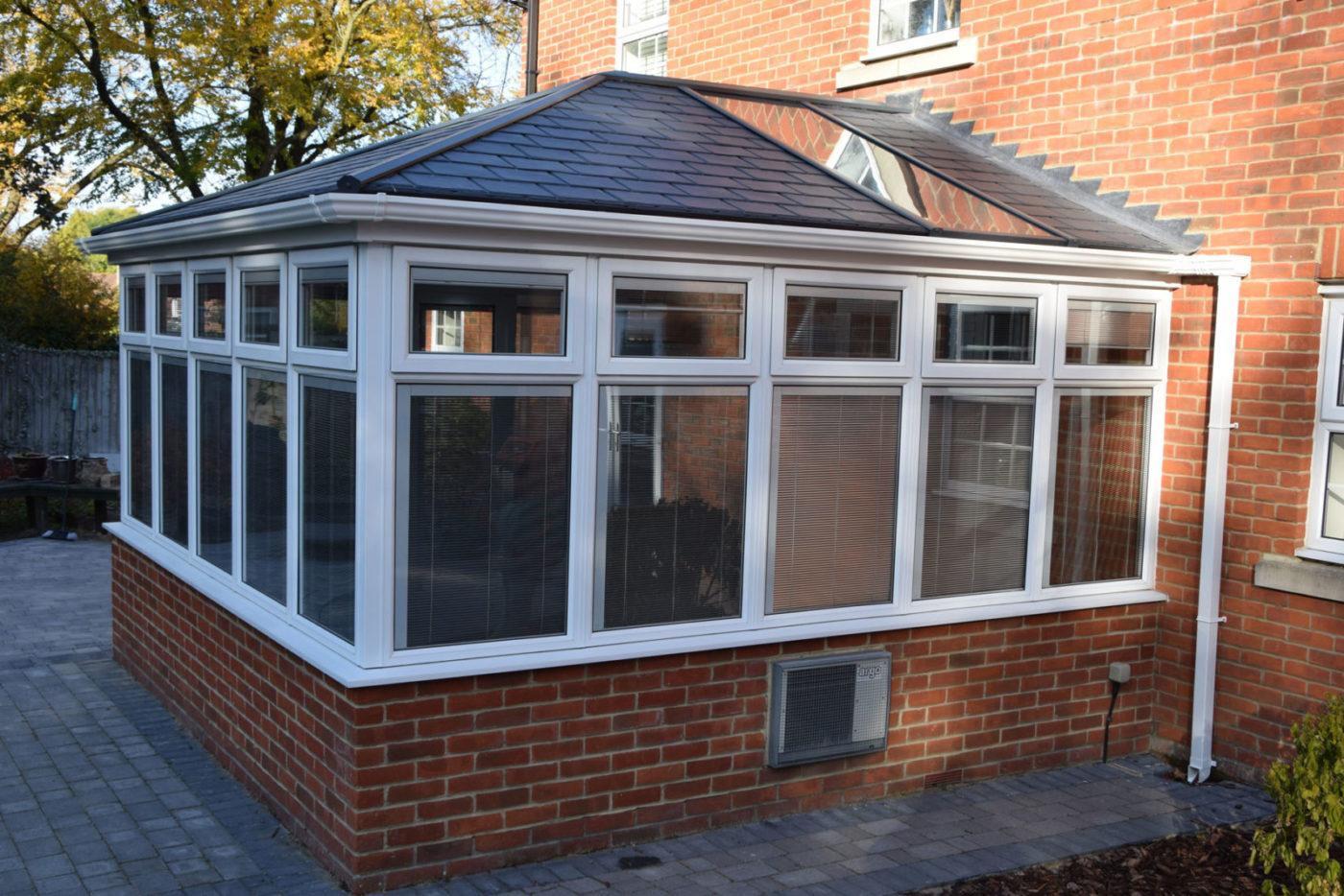 conservatory slate roof dartford