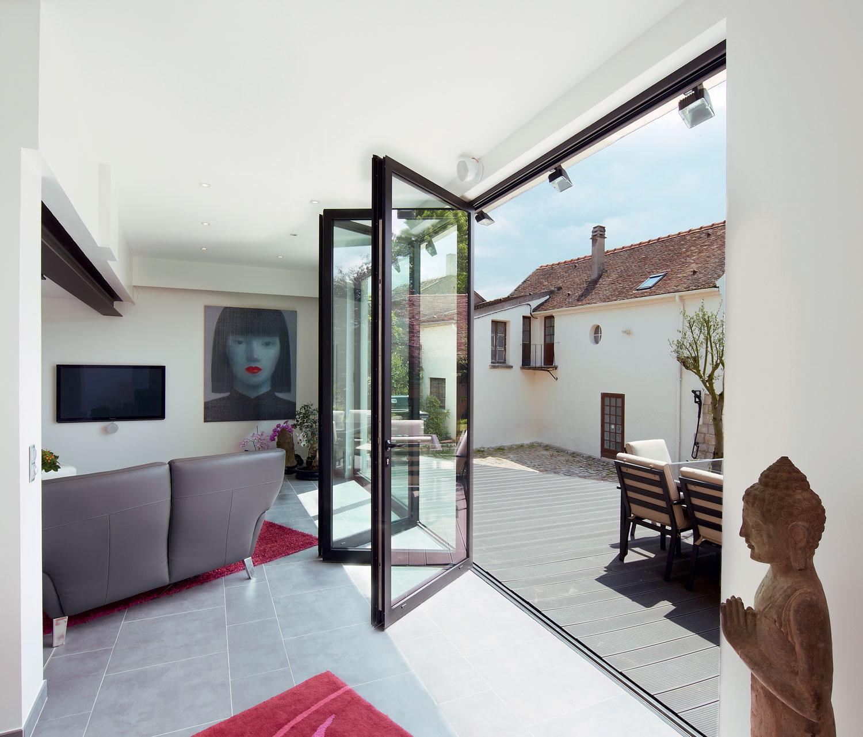 aluminium double glazing hoddesdon