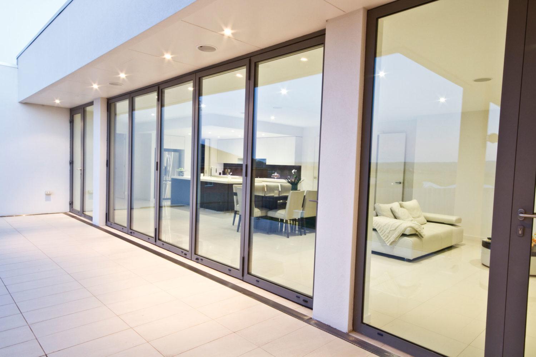 double glazed doors hertford