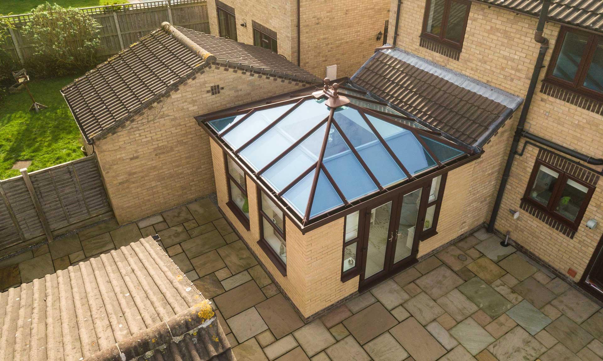 re roofing conservatory dartford