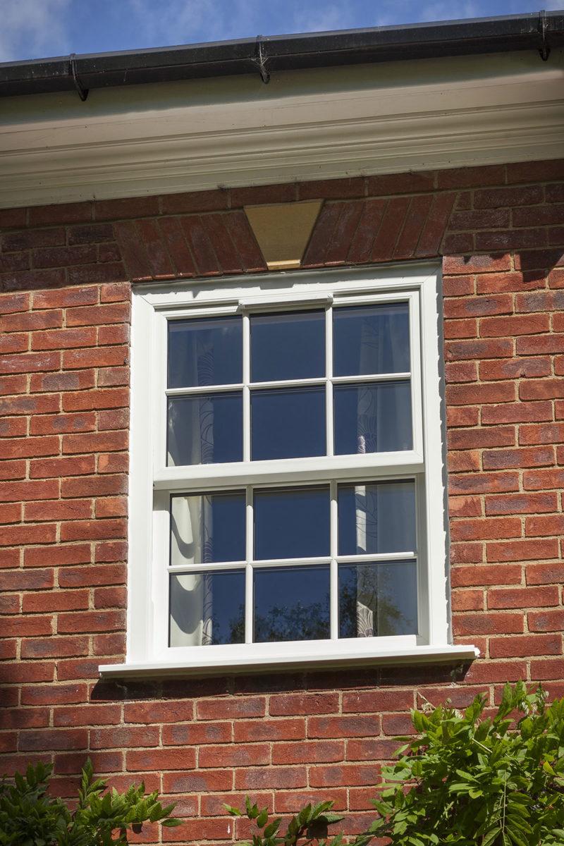 double glazed windows price hertford
