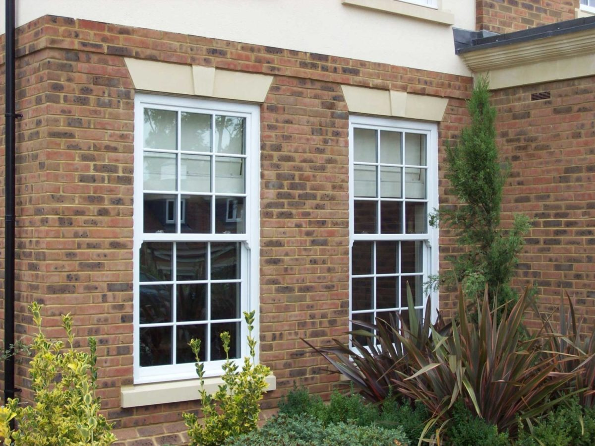 fixing double glazed windows hertford