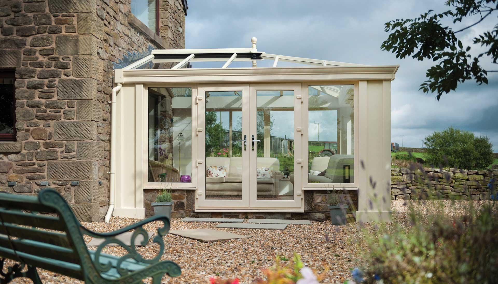 glass room conservatory roydon