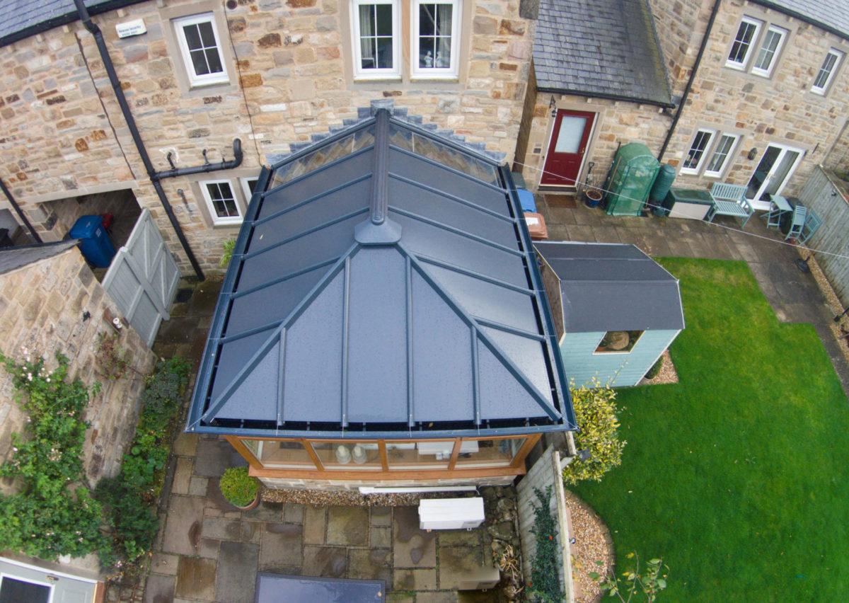 small conservatory cost roydon