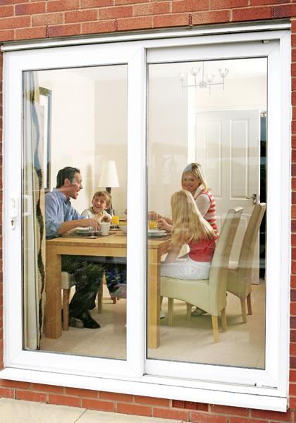 custom upvc door ashford