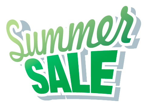 Summer Sale Badge