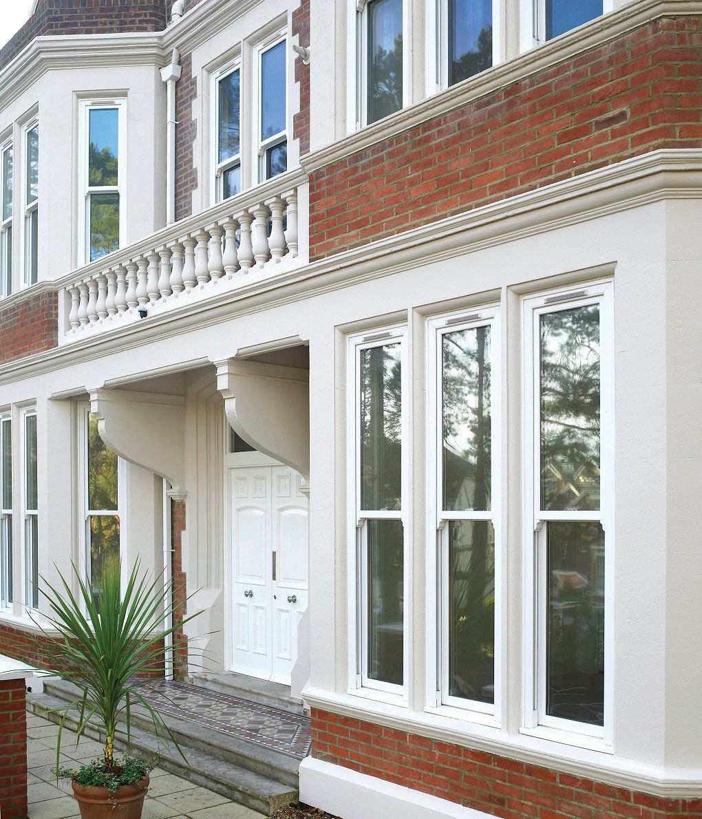 double glazing existing sash windows bishop's stortford