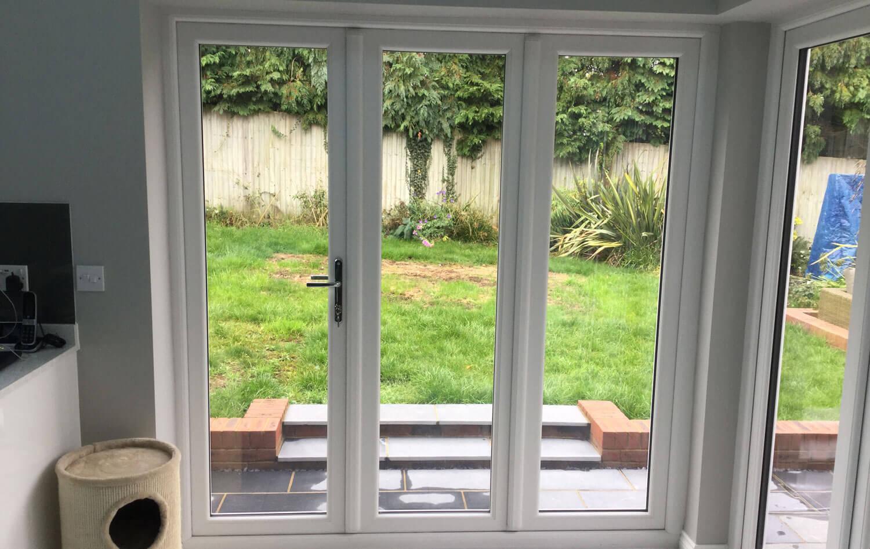 replacing windows with double glazing sawbridgeworth