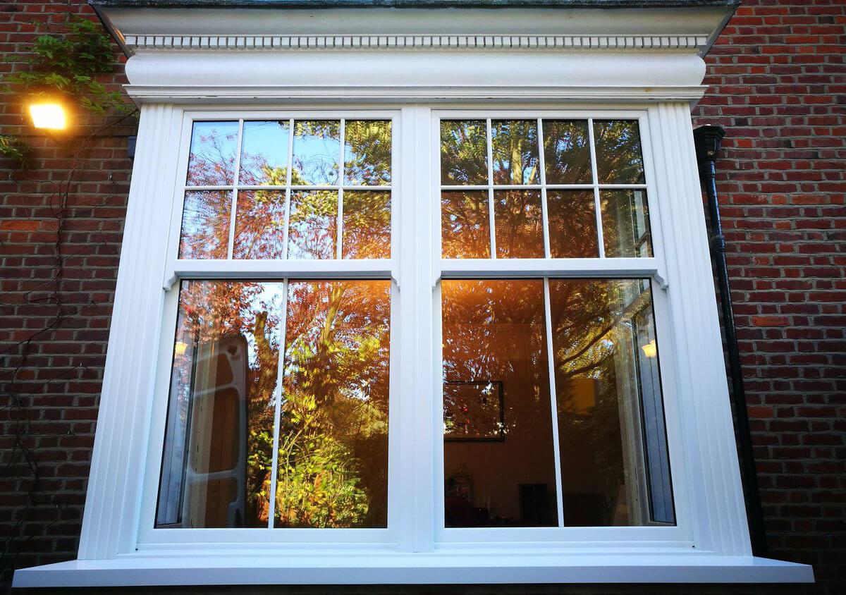 upvc sash windows sevenoaks