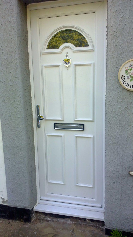 double glazed front doors harlow