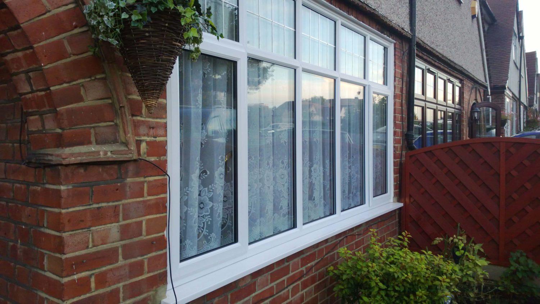 cost of a double glazed window sawbridgeworth