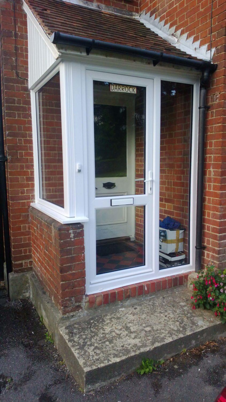 uPVC front door sawbridgeworth
