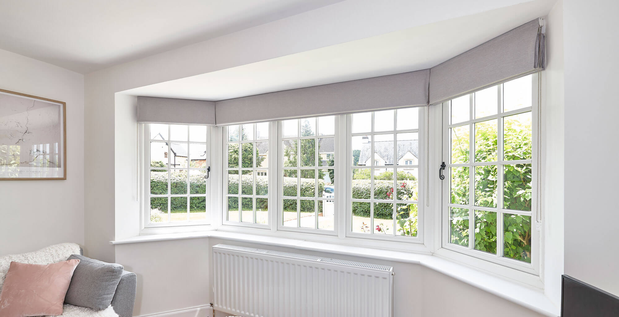 arched upvc windows epping forest
